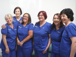 Castletroy Dental Clinic team fun